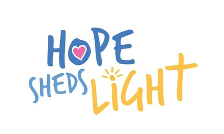 Hope Sheds Light Logo